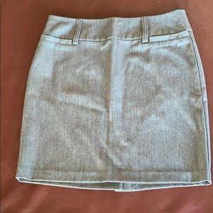 Maurice's pencil skirt